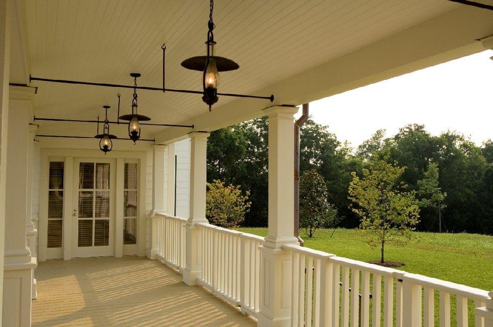 Black Beadboard Wallpaper Ceiling Mount Porch Light For Farmhouse Porch Also