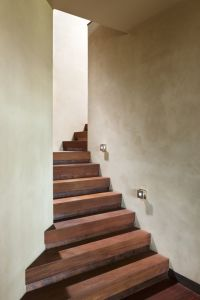 Thick Stair Treads with Contemporary Staircase Also Curved ...