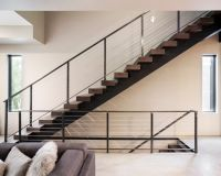 Thick Stair Treads with Farmhouse Staircase Also Antique ...