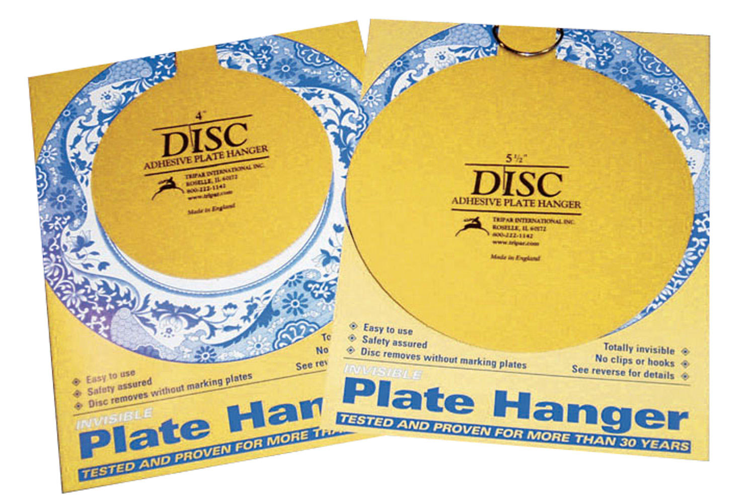 Favorite Things Friday Disc  sc 1 st  Castrophotos & Disk Adhesive Plate Hangers - Castrophotos