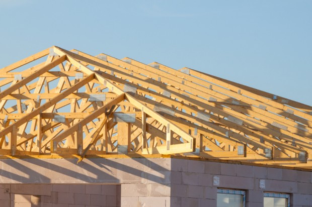 Advantages of Floor and Roof Truss Systems Fine Line Custom Homes