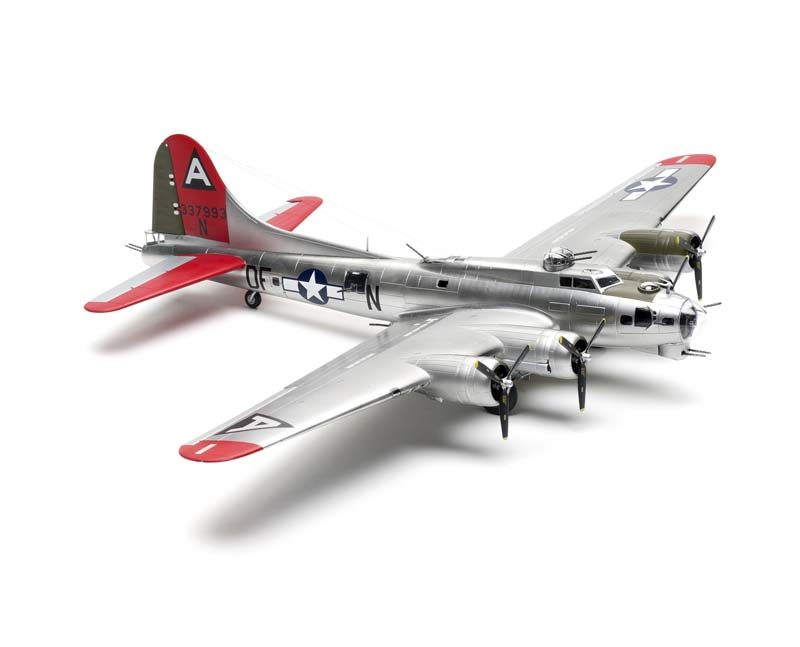 Airfix B 17g Flying Fortress Finescale Modeler Magazine