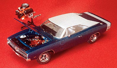 Fast Car Magazine Wallpapers Promodeler 1 25 Scale 69 Dodge Charger R T Finescale