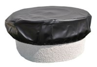 Fire Pit Cover Fits Up To 64 Inch Diameter | Fine's Gas