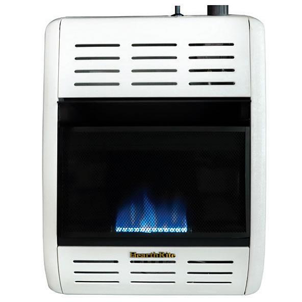 Hearthrite 10000 Btu Blue Flame Gas Space Heater Fine39s Gas