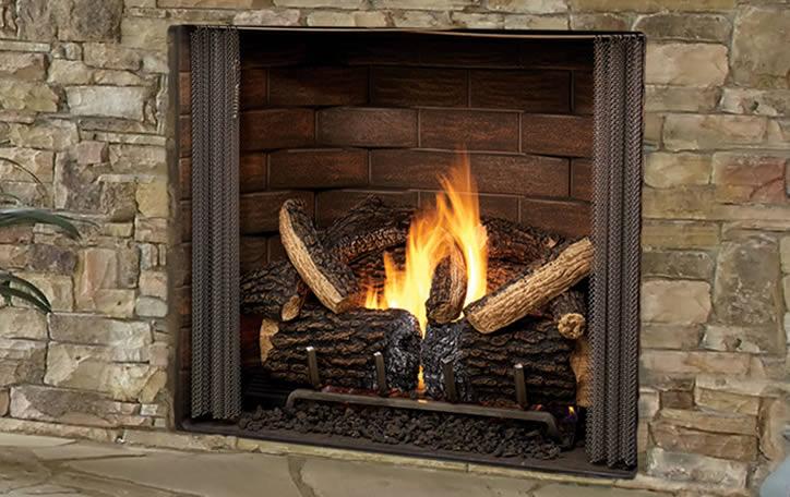 Carolina Outdoor Fireplace Fine39s Gas