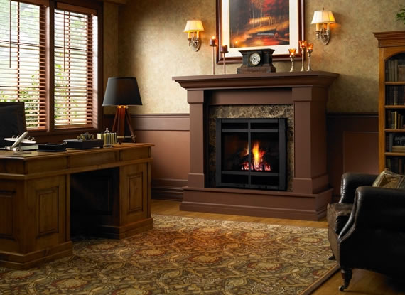 Heat N Glo Sl 550 Direct Vent Fireplace