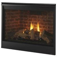 "Meridian 42"" Fireplace by Majestic   Fine's Gas"