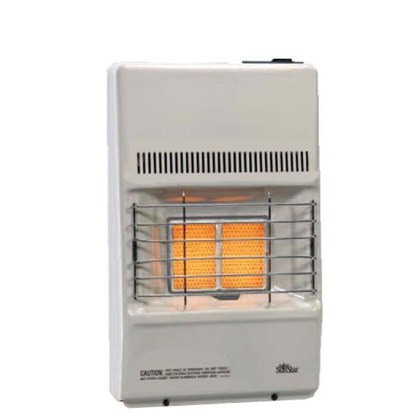 Sunstar 9500 Btu Infrared Radiant Space Heater Fine39s Gas