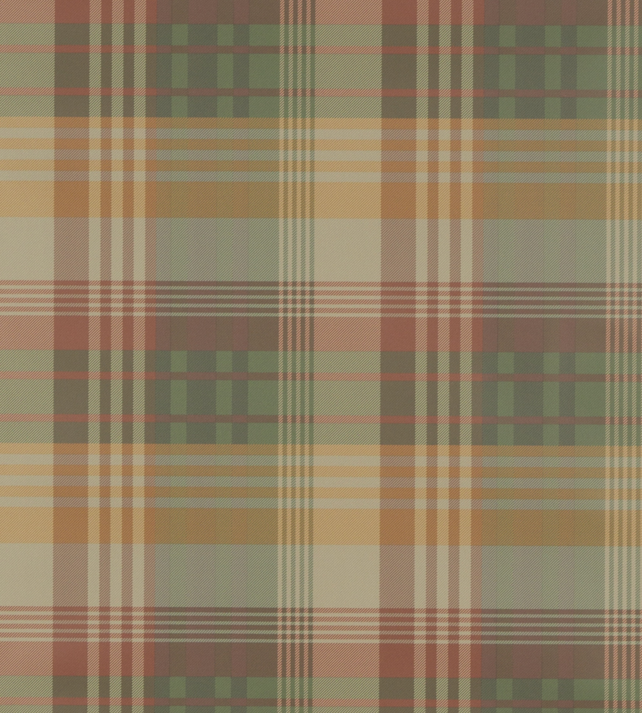 Kids Fall Wallpaper Mulberry Home Ancient Tartan Wallpaper