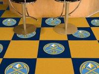 Denver Nuggets Carpet Tiles
