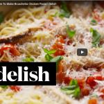Bruschetta Chicken Pasta - Delish.com