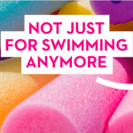 12 Ways Pool Noodles Are Totally Awesome Outside the Pool - Woman's Day