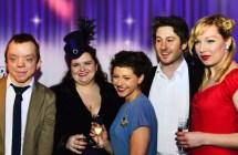 Finger in the Pie Cabaret Team
