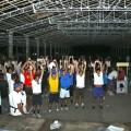 Gurgaon 5K 10K Run Sep 2013 - Warmup