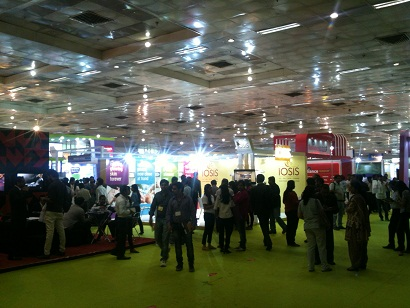 Franchise India 2013 General View