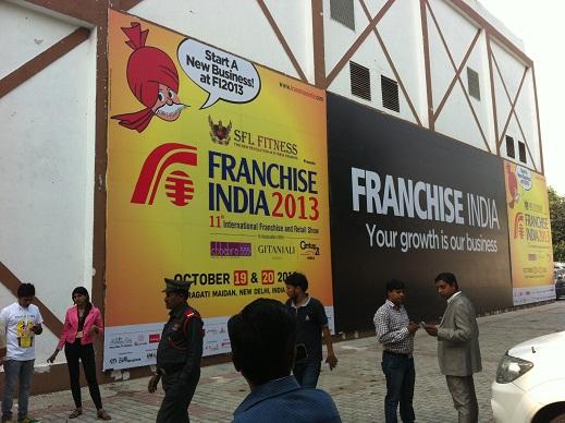 Franchise India 2013