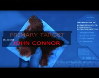 Terminator 3 Blu-ray John Connor DNA