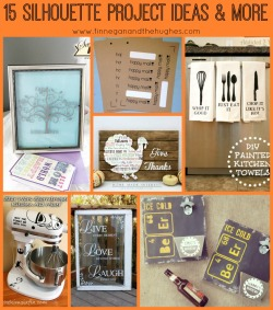 15 Silhouette Project Ideas & More