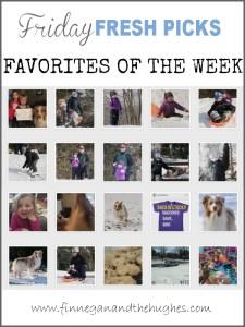 Friday's Fresh Picks: Favorites of the Week
