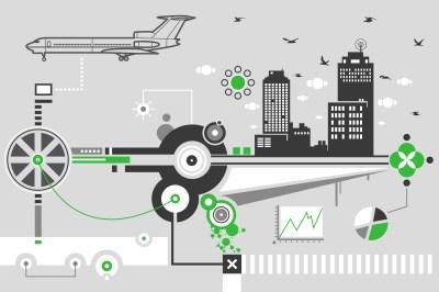 Aviation Hub And Spoke System