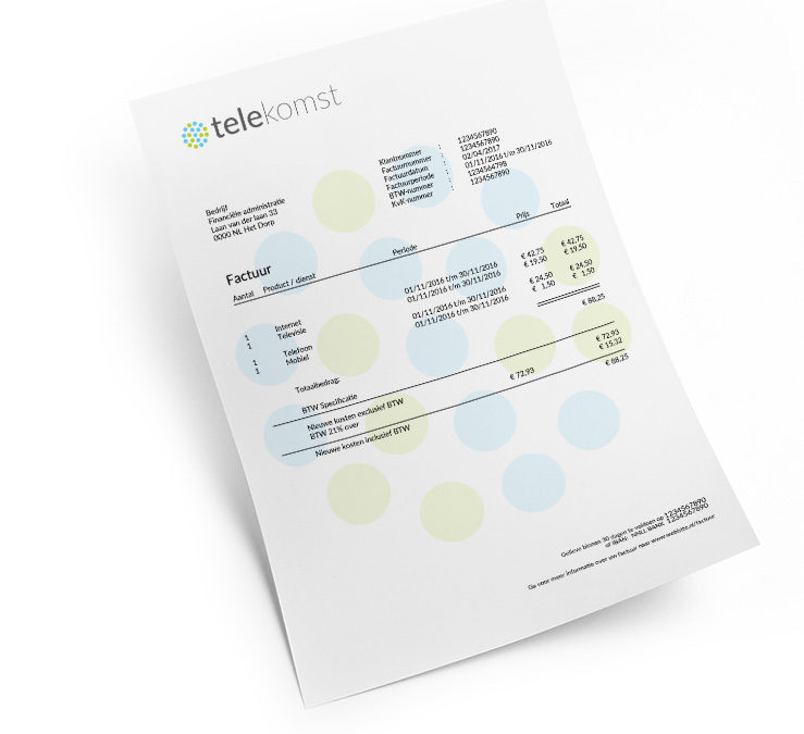 Billing process optimization invoice creation and distribution - invoice creation