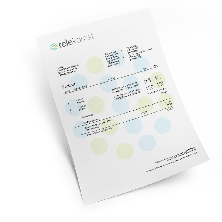 Billing process optimization invoice creation and distribution
