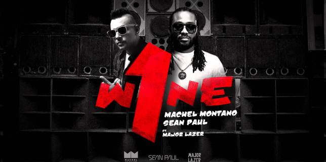 1 Wine • Machel Montano, Sean Paul & Major Lazer