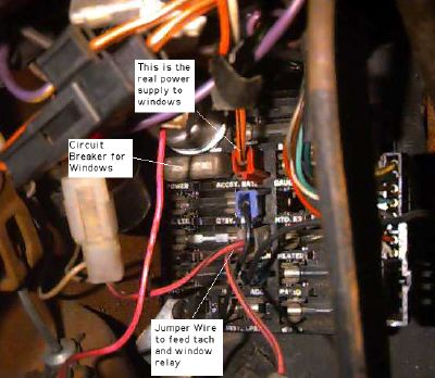 Gta Fuse Box Wiring Diagram
