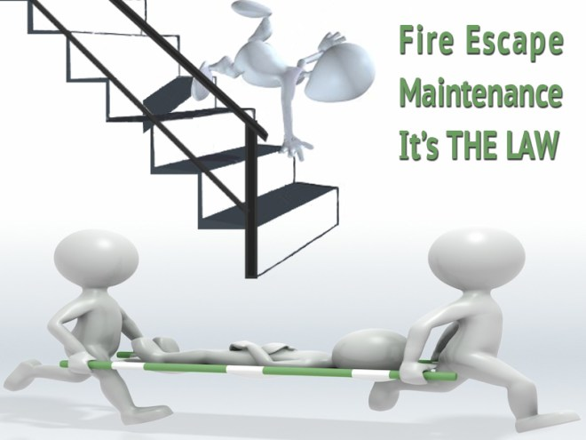 Fire-Escape-Law