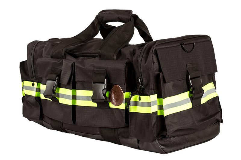 Black Fireflexr Duffle Bag Gcs Firefighters Merchandise