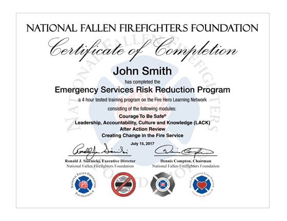 News Article - FHLN Launches New Emergency Services Certificate Program