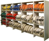 Fire-Hose-Rack-in-Isolation - FirehoseStorage.com
