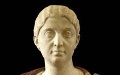 """Uffizi, restaurato il busto lapideo di """"Giulia Maesa"""""""