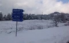 Elezioni sotto la neve, Toscana in allerta