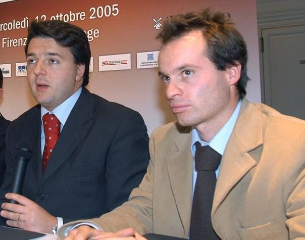Marco Carrai si sposa sabato 27 settembre e come testimone di nozze il Premier Matteo Renzi e signora