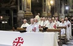 Preghiera alla SS Annunziata per il Papa che lascia