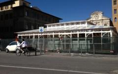 Piazza Ognissanti: spariscono le bici in occasione del matrimonio della figlia del magnate indiano