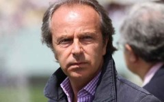 Fiorentina, Della Valle: «Arbitri basta, siamo stanchi»