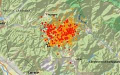 Lunigiana nuovo terremoto, gente via dalle spiagge