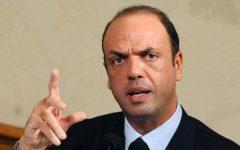 Sicurezza, Alfano contraddice l'Istat: «Nell'ultimo anno reati in calo del 9%»
