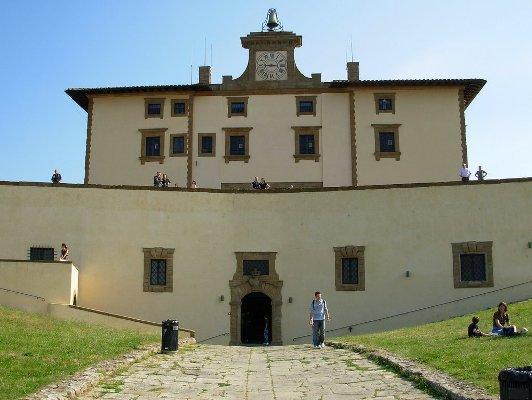 Il Forte Belvedere
