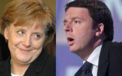 Renzi, Merkel: «Incontro con il sindaco? Bene conoscere un altro italiano»