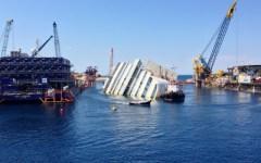 Concordia-story, dal naufragio alla rimozione