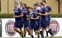 Nazionale: emergenza Italia, Prandelli prova Gilardino unica punta