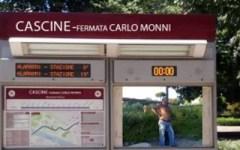 Tramvia di Firenze, la fermata delle Cascine intitolata a Carlo Monni