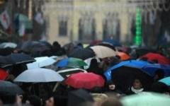 Maltempo, allerta per forti piogge oggi in Toscana