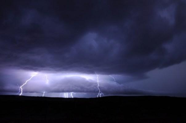 Forti temporali in arrivo sulla Toscana