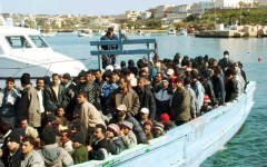 Toscana, in arrivo 400 immigrati da Lampedusa