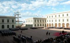 Accademia navale di Livorno, giovedì apertura dell'anno accademico